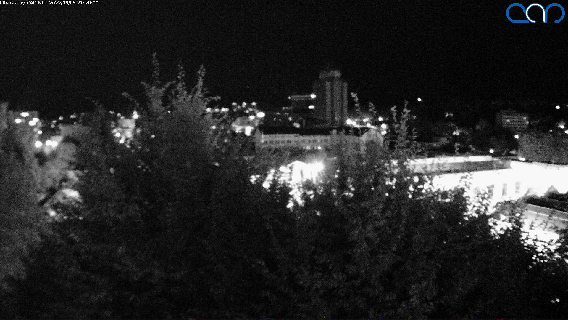 Webcams Ski Resort Liberec