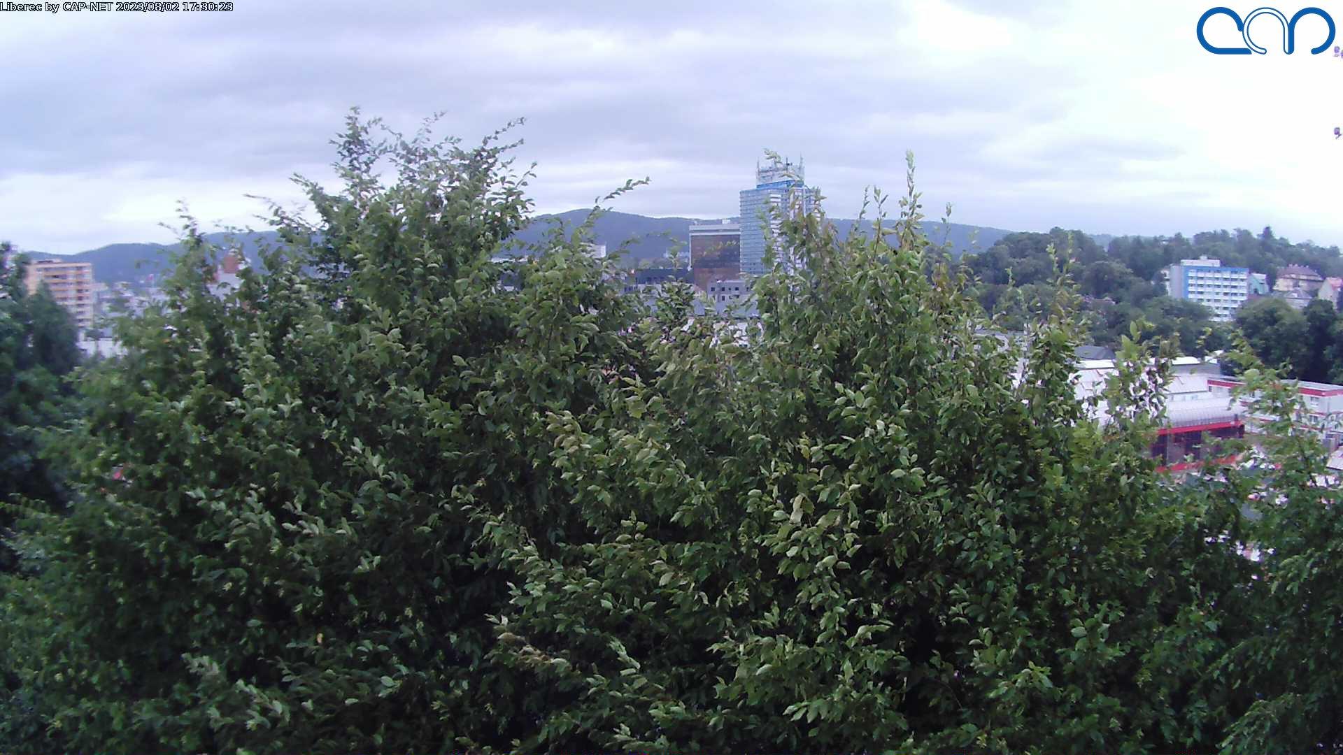 Webcam Skigebied Liberec Ort - IJzergebergte
